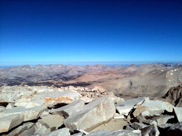 Mt Whitney top 1