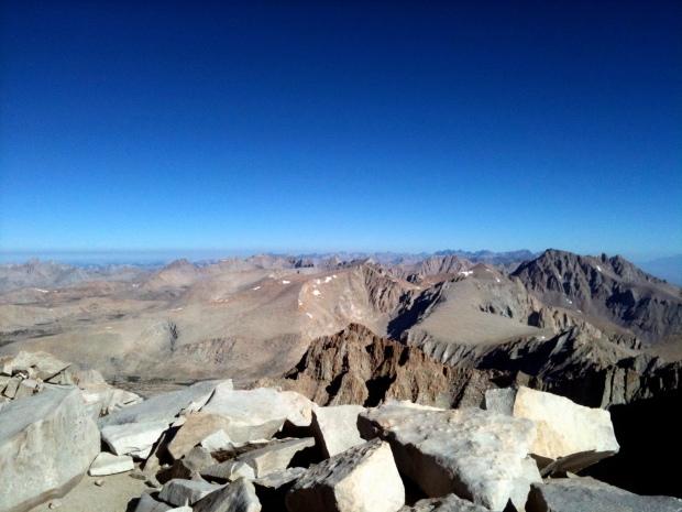 Mt Whitney top 2
