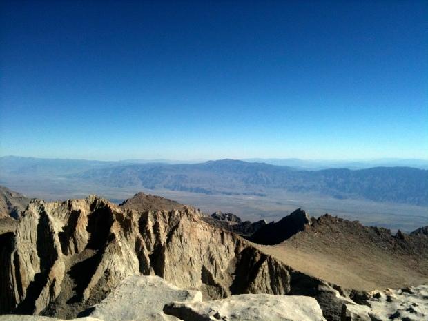 Mt Whitney top 4