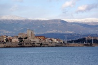 Antibes from Cap 2
