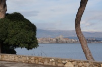 Antibes from Cap