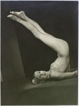 Man Ray's photograph of Suzy Solidor is owned by the National Museum of Modern Art. It was captured when she was 29 years old.