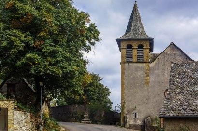 église de Saint Marcel
