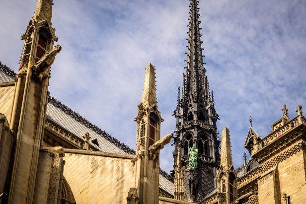 20160803_058_ParisLa Cathédrale Notre-Dame de Paris