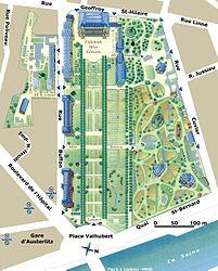 Map Jardin