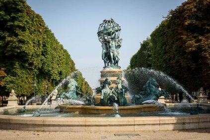 La fontaine Carpeaux
