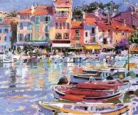 Le Port de Cassis, Peter Graham