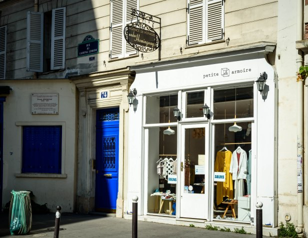 74, rue Cardinal Lemoine
