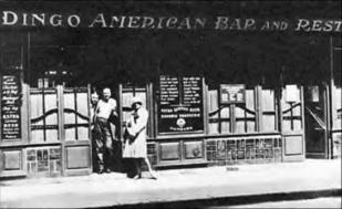 Dingo Bar