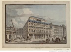 La_Comédie française, late 18th century