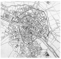 Paris at the end of Louis XIII's reign (The Art Archive/Musée Carnavalet Paris/Dagli Orti)
