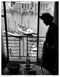 Vieux Port, Marseille, 1958