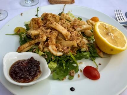 seiche, or cuttlefish