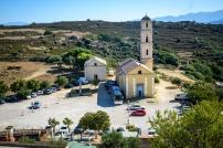 la vieille petite chapelle Notre-Dame de Lavasina