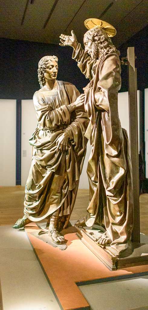 Andrea del Verrocchio, Florence vers 1435-Venise, 1488