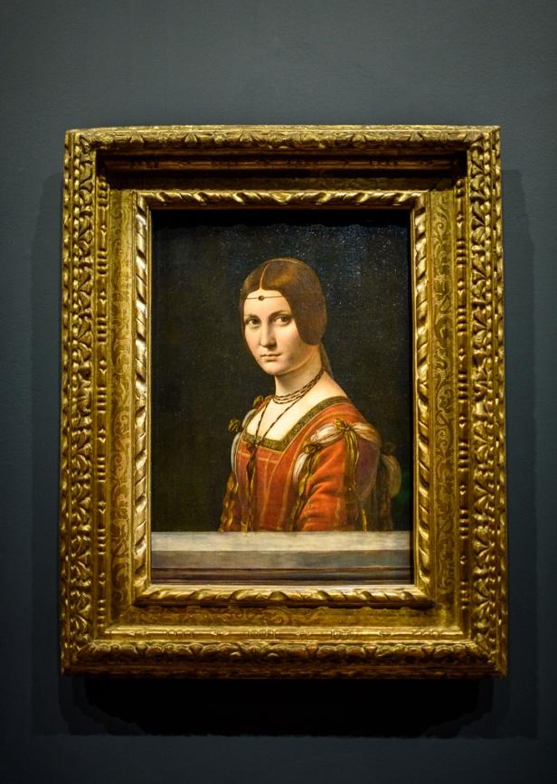 Léonardo de Vinci, Vinci, 1452-Amboise, 1519