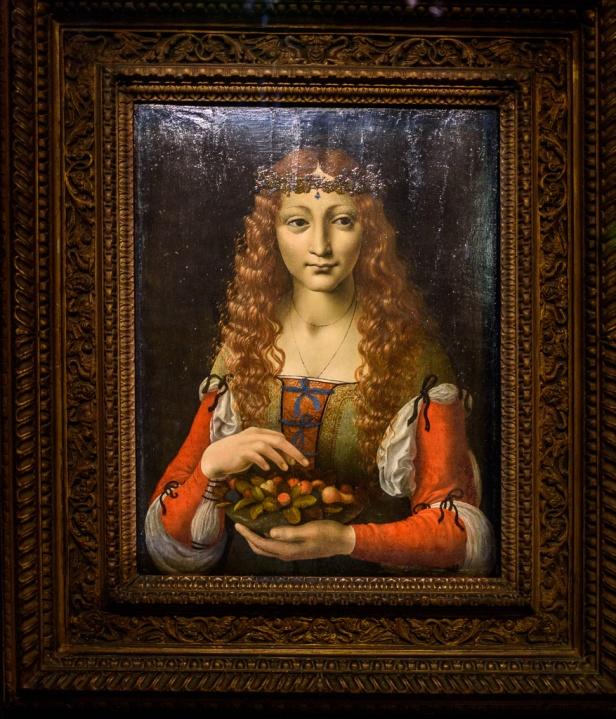 Attribué à Marco d'Oggiono, vers Oggiono, 1470-Milan, 1524