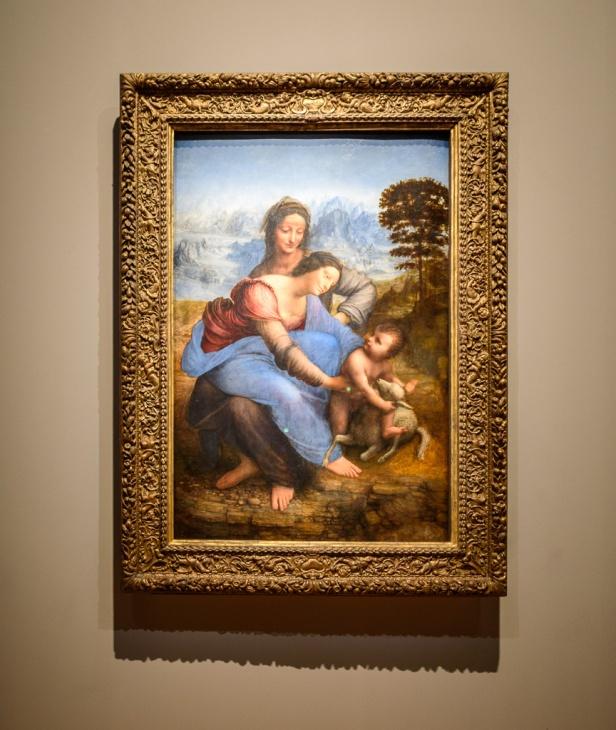 Léonard de Vinci, Vinci, 1452-Amboise, 1519